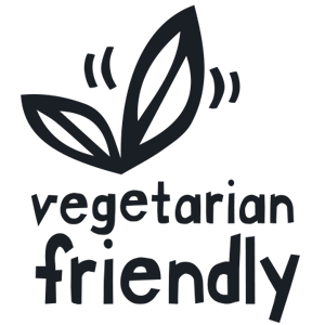 Vegetarian friendly
